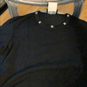 Chanel light sweater